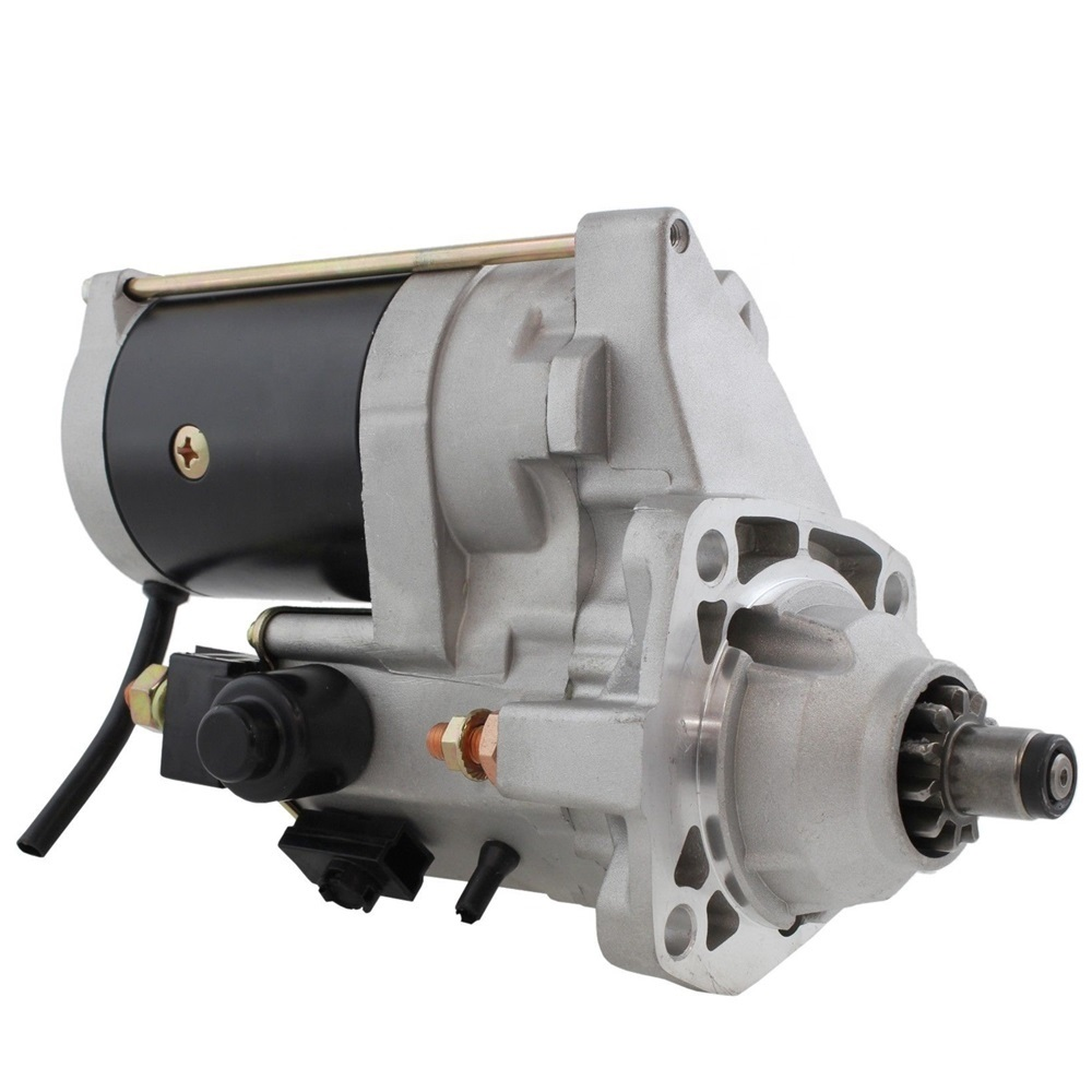 Hyundai R305,R300-5,R300-7 Engine 6CT8.3 Engine Starter 228000-7380 3920329