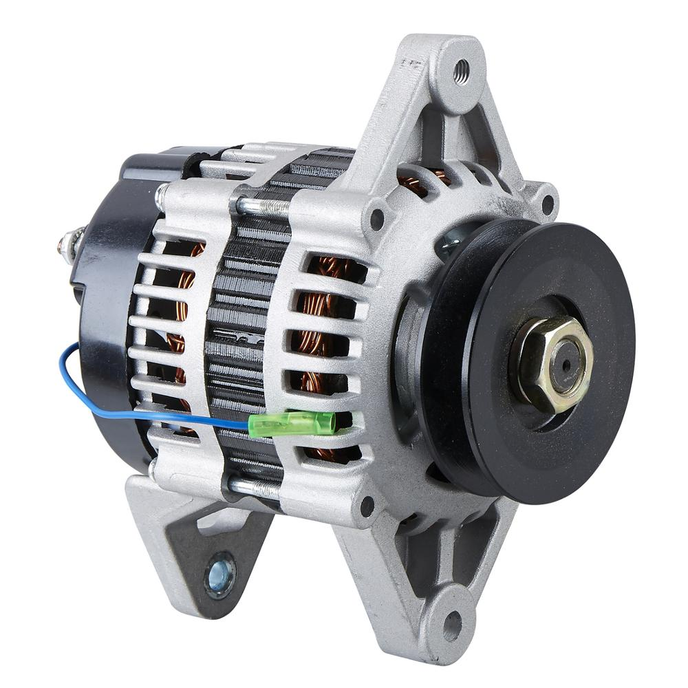 Hyundai R60-5 excavator alternator 19020700 119836-77210